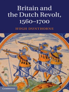 Britain and the Dutch Revolt